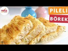 Pileli Börek Tarifi - Börek Tarifleri - Nefis Yemek Tarifleri - YouTube