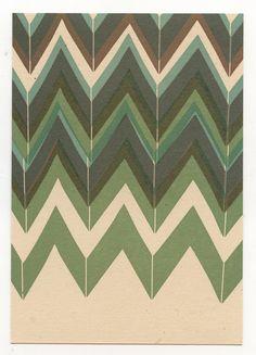 Striking patterns by Quill and Arrow Press (via mint http://www.mintdesignblog.com/2011/08/quill-arrow-press/)