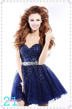If I were to do a navy blue... it would be styled something like this.
