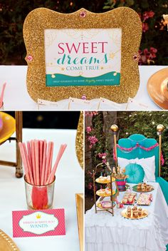 FREE PRINTABLES! (These princess free printables are from our Sparkly Disney Princess Dream Party.)