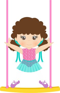Circus Birthday, Circus Theme, Circus Party, Decoration Cirque, Class Decoration, Clown Crafts, Circus Illustration, Cartoon Profile Pics, Cute Clipart