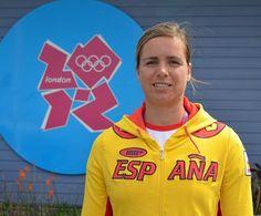 Juegos Olímpicos de Londres 2012.  Marina Alabau