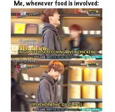 I laughed so hard at this part of exo showtime XD