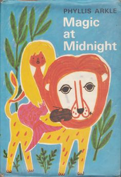 eccles williams - 'magic at midnight'  mermaid on lion, 1974