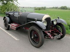 1923 Bentley 3 Litre T.T. Tourer