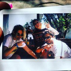 Tumblr Kristen, CJ and Suzie  at Coachella Bffs