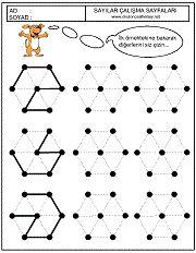 okul öncesi çocuklarda motor gelişim çalışma sayfaları Printable Mazes, Preschool Printables, Preschool Worksheets, Kindergarten Activities, Educational Activities, Activities For Kids, Free Printable, Early Education, Kids Education