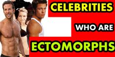 Ectomorph Zone - Celebrities Who Are Ectomorphs #fitness #bodybuilding #fitspo More at http://www.EctomorphZone.com