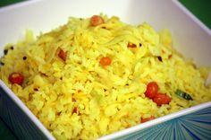 Lemon Rice | Acekook