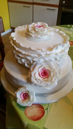 Wedding kake