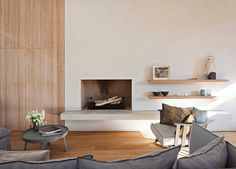 Living Room | South Melbourne Home by Inglis Architects | est living
