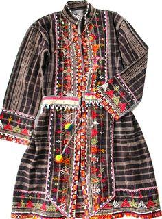 Rajasthani Indian Tribal Robe