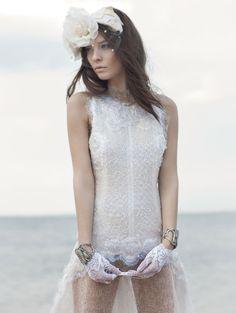 Model Alisa Frolkina, photographer Paul de Luna for Mojeh magazine, May / June 2012