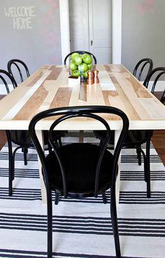 DIY Dining Room Table Diy Kitchen Beautiful
