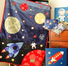 Great space quilt
