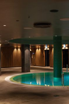 Clarion Hotel The Hub – Trysil Interiørtre AS The Hub, Spa, Platform