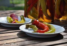 Ardei iuti murati Paste, Stuffed Peppers, Vegetables, Stuffed Sweet Peppers, Vegetable Recipes, Stuffed Pepper, Veggies