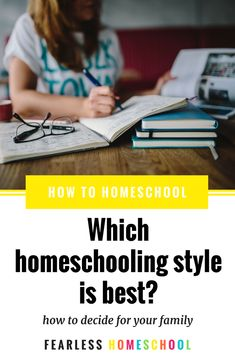 So many homeschooling styles - how do you decide which one to use? How do you even COMPARE them when they're all so different? Here's an easy way to decide which homeschooling style suits your family best. How To Start Homeschooling, Homeschool Curriculum, Homeschooling Resources, Free Training, Home Schooling, Parenting Advice, Lesson Plans, Encouragement, Wordpress
