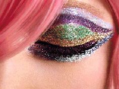 urban decay - glitter eye shadow liner. fun