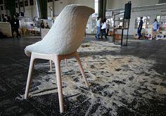 DMY BERLIN 2012 - Gu - Paper Pulp Chair - Pin Wu - Core77