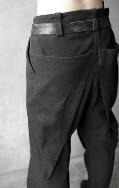Trouser detail