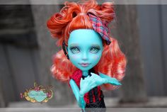 Lorna Mcnessie Custom by PrincePiiFaceups on Etsy