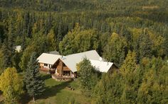 Winterlake Lodge in Alaska - The World's Most Remote Hotels | Travel + Leisure
