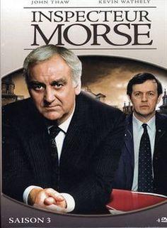 """Série """"Inspecteur Morse"""""""