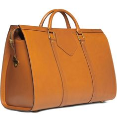 2e1067528f7 SWAINE ADENEY BRIGG LARGE BRIDLE #LEATHER HOLDALL BAG leather #handbags diy  Lederen Portemonnees,