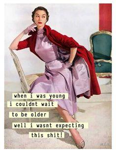 Vintage Retro Humor
