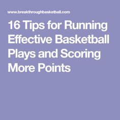 Academy of Scoring Basketball - 16 Tips for Running Effective Basketball Plays and Scoring More Points TSA Is a Complete Ball Handling, Shooting, And Finishing System! Here's What's Included. Basketball Academy, Basketball Plays, Basketball Tips, Basketball Uniforms, Basketball Jersey, Girls Basketball, Basketball Information, New Tricks, Scores