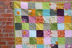 far far away II patchwork quilt