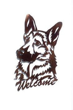 """Awesome """"metal tree sculpture"""" information is offered on our site. Take a look and you wont be sorry you did. Metal Tree Wall Art, Metal Artwork, Tree Artwork, Schaefer, Tree Sculpture, German Shepherd Puppies, German Shepherds, Pyrography, Painted Rocks"""