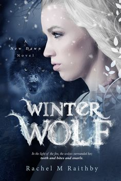 Winter Wolf by Rachel M Raithby Cover Reveal   @Rach1986UK