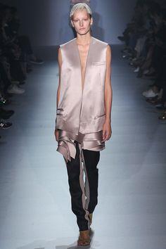 #HaiderAckermann - #SS2015 - #Womenswear - #Fashion