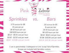 pink zebra sprinkles - Google Search