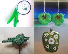 GREEN PALETTE by Elena L. on Etsy--Pinned+with+TreasuryPin.com