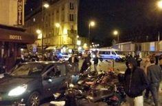 BREAKING VIDEO=> FIRST Video After Terrorist Strike on Paris Forum Des Halles Shopping Mall Jim Hoft Nov 13th, 2015