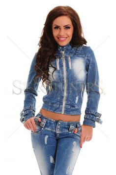 Mexton Positive Senses Blue Jacket