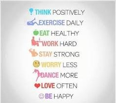 Think positively. Worry less. Dance more. Be happy :)Fitness and health motivation. Positive Thoughts, Positive Vibes, Positive Quotes, Motivational Quotes, Inspirational Quotes, Daily Thoughts, Motivational Pictures, Positive Attitude, Citation Motivation Sport