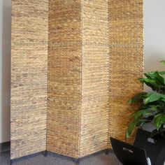 tropical screens and wall dividers Jarkarta Folding Screen Room Divider