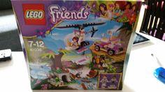Mihaela Testfamily: Meine Kids testen Lego Friends Teil 1 - unboxing Video #lego #legofriends #kids #kinder #toys #spielzeug #MyTest #rettungaufderdschungelbrücke #fun