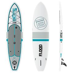#bote Paddle Board The 10 foot 6 inch Bote Flood Native Stand-Up Paddle Board is one of the most fun paddle boards in the Bote line-up. Smaller and lighter than the 12 foot Flood, this board packs a lot of features into a small package, including Tackle Rac & Travelink compatibility. Great for surfing, fishing and paddling, the 10 foot 6 inch Flood SUP is more maneuverable, easier to carry and just what you need to get on the water and have some fun. So what are you waiting for?