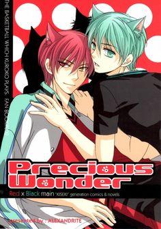 黒子のバスケ同人誌[Precious Wonder]SCOOP/風音*赤黒_画像1
