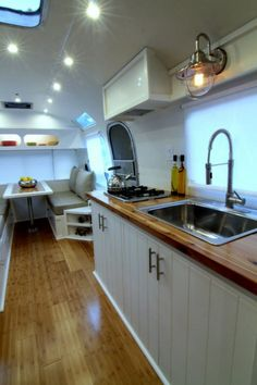 99 Best Hacks, Remodel And Makeover Airstream Trailers (50)