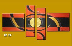 DeRemate.com.ar: Cuadros Polipticos Abstractos,texturados ,tripticos Modernos - $ 390.00 Arte Country, Abstract Art, Abstract Paintings, Panel Art, Decoration, Canvas Art, Artwork, Random, Home Decor