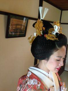 日本髪 | 六花ricca長谷川順子の日々のこと
