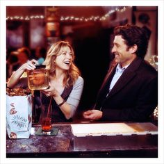 When Derek gave Meredith a kidney in a jar on Grey's Anatomy! I want one!!