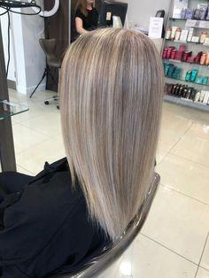 Ash Blonde. Highlights. Mid Length Hair. Lvl Lashes, Ash Blonde Highlights, Keratin Complex, Hair And Beauty Salon, Mid Length Hair, Best Brand, Hair Lengths, Hair Ideas, Stylists