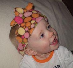 Infant Soft Tiara on Etsy.com only $8.00